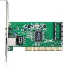 Carte réseau PCI 32bit Gigabit 10/100/1000Mbps